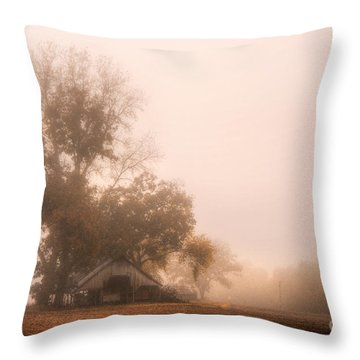 Missouri Bottoms Indian Summer Throw Pillow