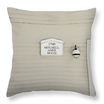 Mitchell-amee House Throw Pillow