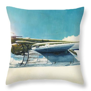 Mitchell Throw Pillow