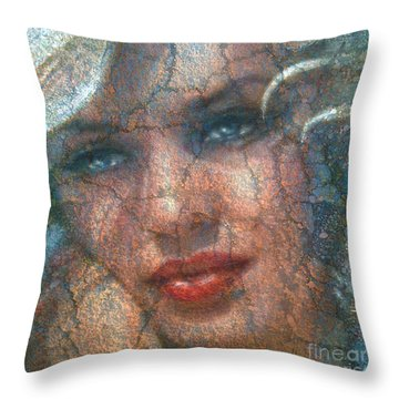 Mm 129 A Throw Pillow