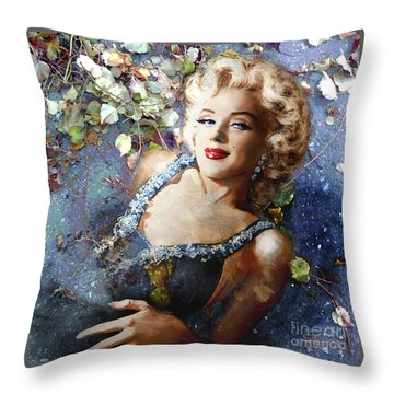 Mm Resurrection  Throw Pillow
