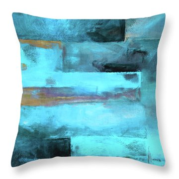 Modern Contemporary 5 Throw Pillow