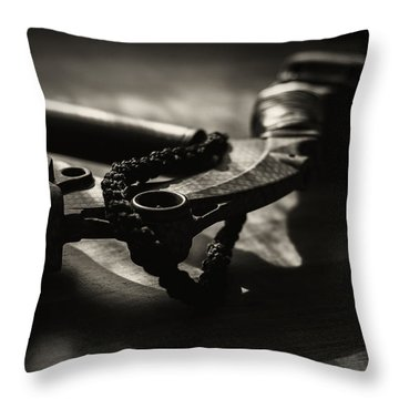 Modern Traditional Throw Pillow by Tim Nichols
