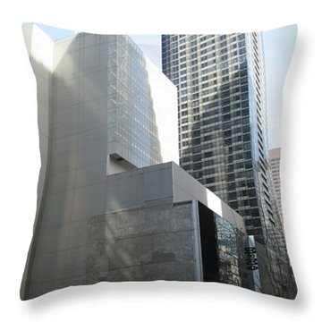 Moma Throw Pillow