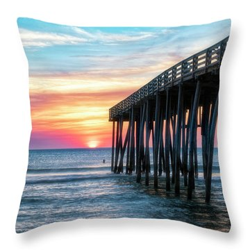 Moments Captured Throw Pillow