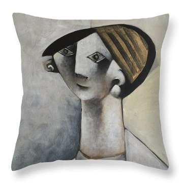 Moments The Boy  Throw Pillow