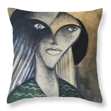 Moments The Medium  Throw Pillow