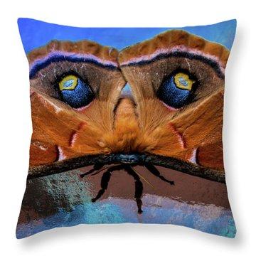 Moments We Cherish Throw Pillow