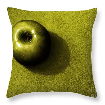 Green Throw Pillows