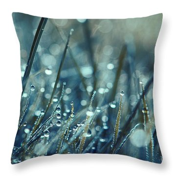 Mondo Throw Pillow by Aimelle
