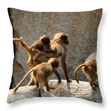Moments Throw Pillows