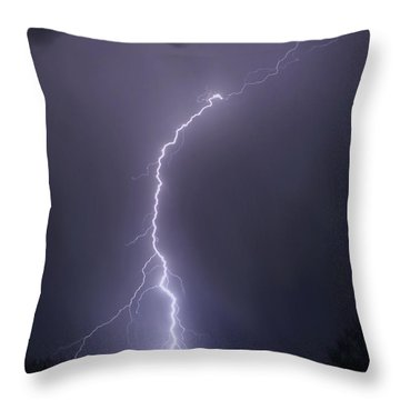 Monsoons 2018 Throw Pillow