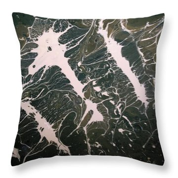 Monster Energy  Throw Pillow