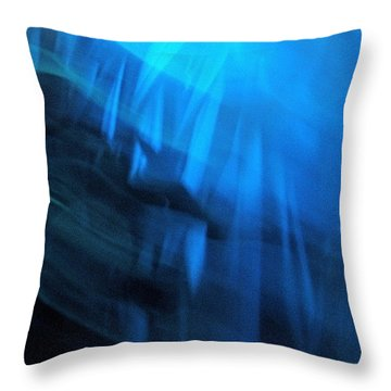 Throw Pillow featuring the photograph Moodscape 6 by Sean Griffin