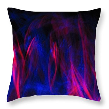 Throw Pillow featuring the photograph Moodscape 8 by Sean Griffin