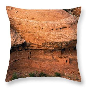 Moonhouse Throw Pillow