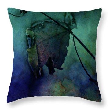Moonlight Serenade Throw Pillow by Bonnie Bruno