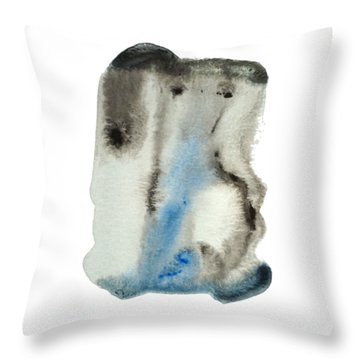 Moonvibes 2 Throw Pillow