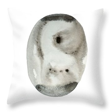 Moonvibes Throw Pillow
