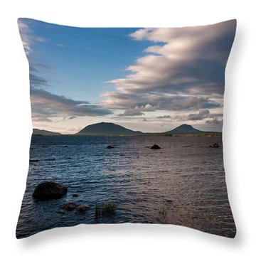 Moosehead Lake Spencer Bay Throw Pillow