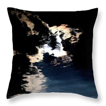Morainelb Throw Pillow