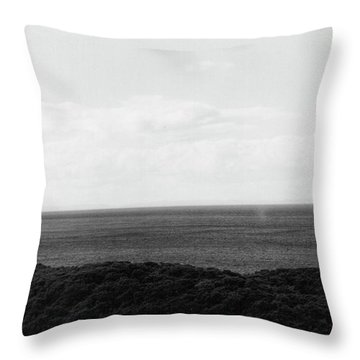 Moray Firth Throw Pillow