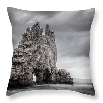 Mordor Throw Pillow