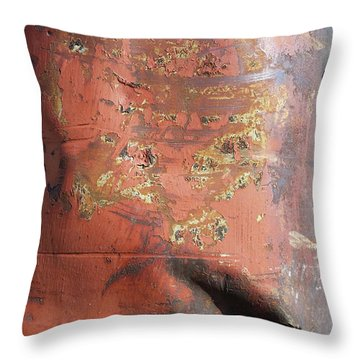 More Than A Nudge Throw Pillow