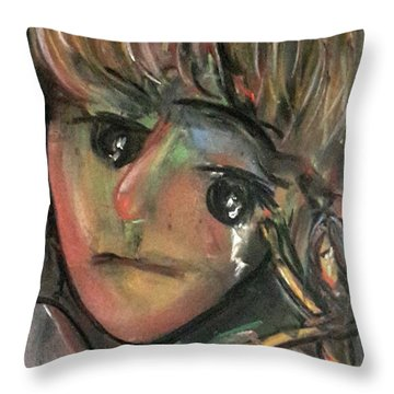 More Than Love Throw Pillow
