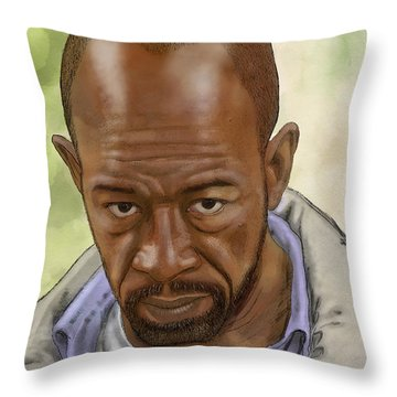 Morgan Throw Pillow