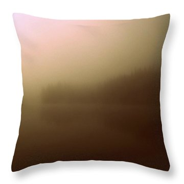 Morn Throw Pillow
