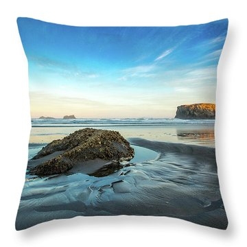 Morning Comes Throw Pillow