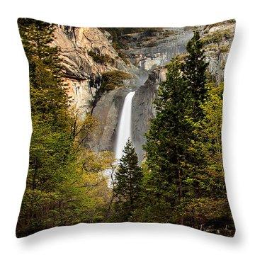 Morning Delight Throw Pillow