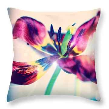 Morning Dream  Throw Pillow
