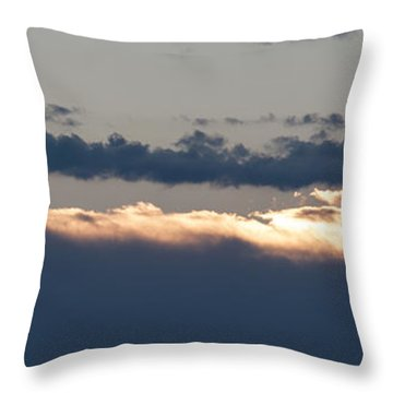 Morning Has Broken Throw Pillow by Allen Carroll