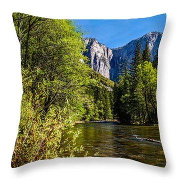 Morning Inspirations 1 Of 3 Throw Pillow