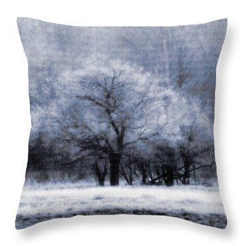Morning Mood Throw Pillow by Mimulux patricia no No