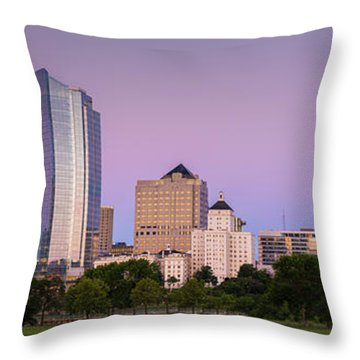 Morning Morning Throw Pillow