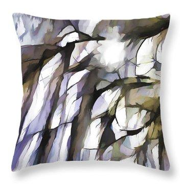 Morning Sun - Throw Pillow