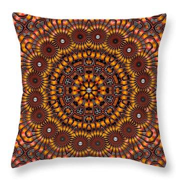 Morocco Throw Pillow by Robert Orinski