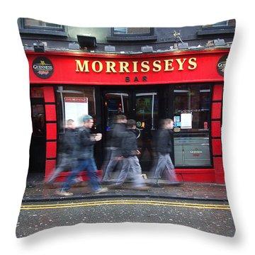 Morrissey Throw Pillow