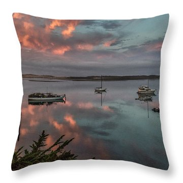Morrow Bay Throw Pillow