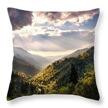 Morton Overlook Throw Pillow