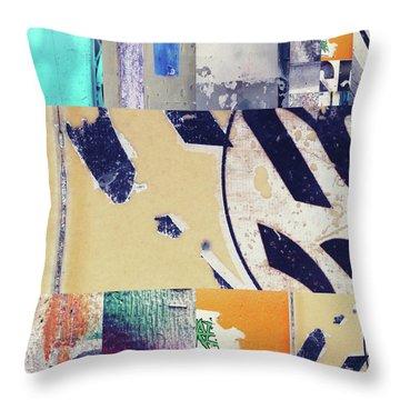 Mosaic2 Throw Pillow