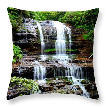 Most Beautiful Throw Pillow