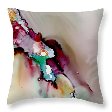 Mother Lode Throw Pillow by Susan Kubes