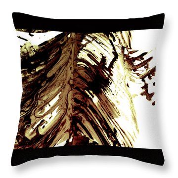 Motion Throw Pillow