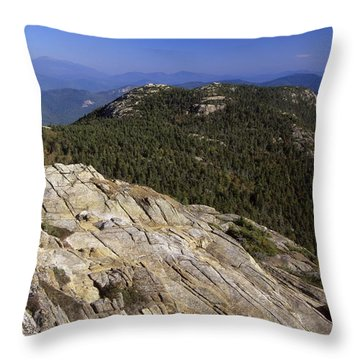 Mount Chocorua - White Mountains New Hampshire Usa Throw Pillow by Erin Paul Donovan