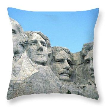 George Washington Throw Pillows