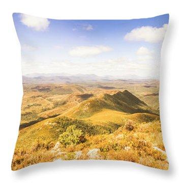 Wide Throw Pillows